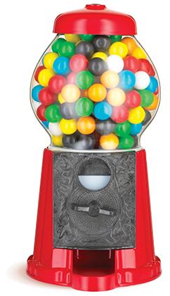 Gumballs Cost A Quarter | ADS | Chad Brooks