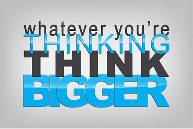 Think Bigger | ADS