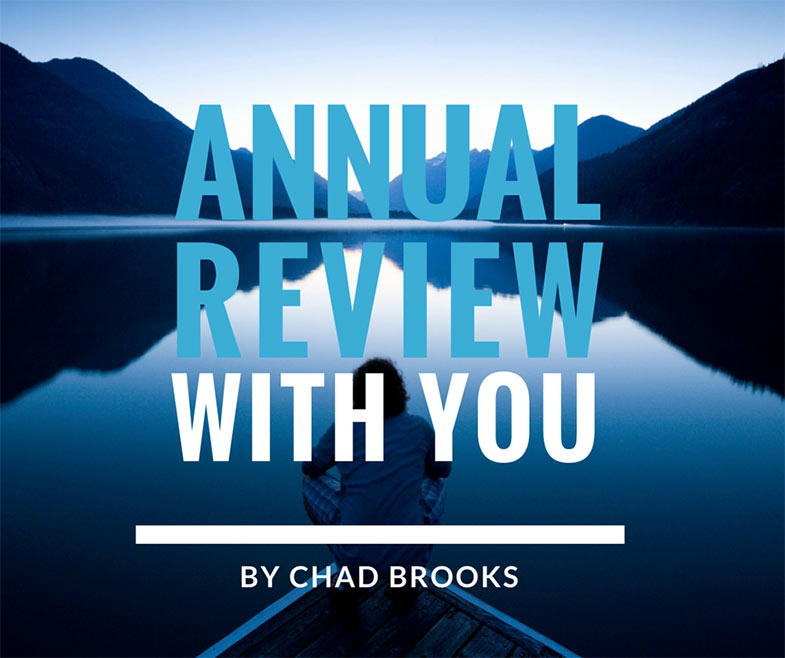An Annual Review with You | by Chad Brooks | ADS