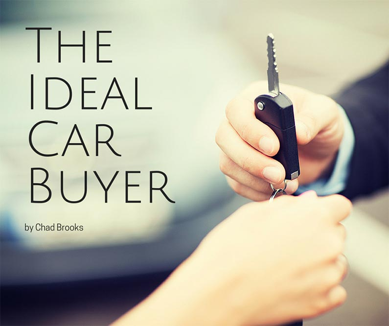 The Ideal Car Buyer | ADS | The Leader in Automotive Digital Marketing