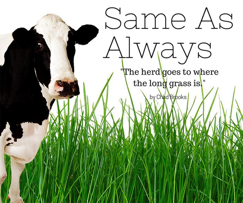 Same As Always | ADS | Chad Brooks