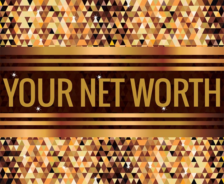 ADS | Your Net Worth | by Chad Brooks