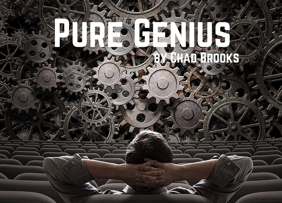 Pure Genius | by Chad Brooks | ADS