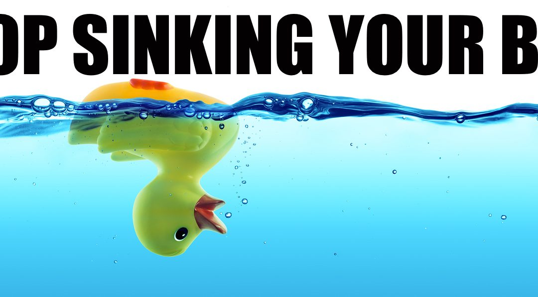 Stop Sinking Your BDC.