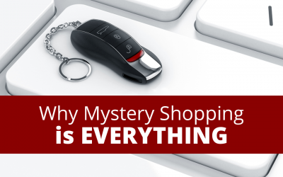 Why Mystery Shopping is Everything