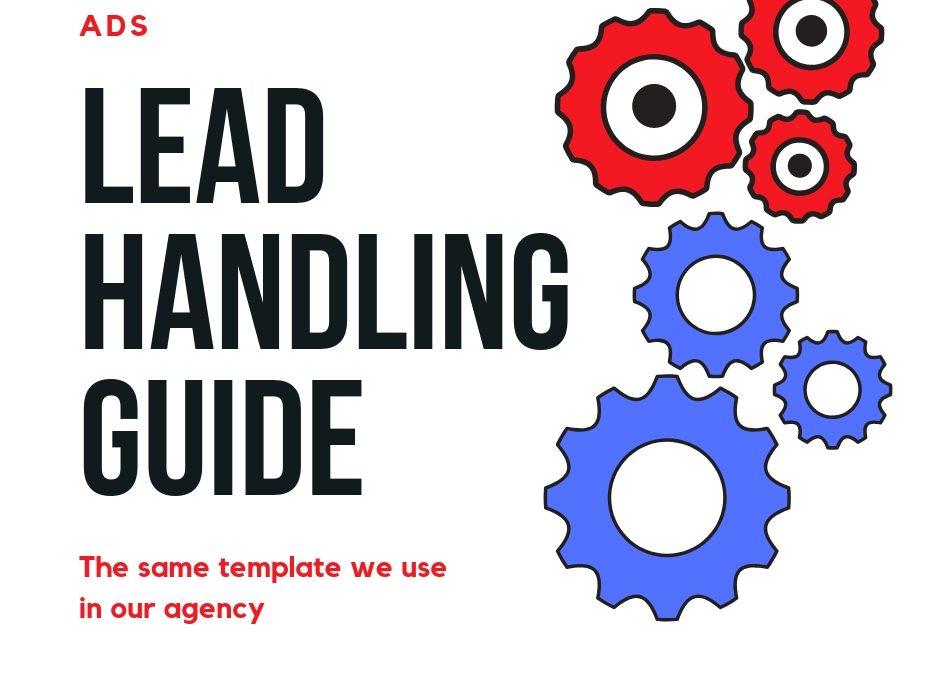 Lead Handling Guide