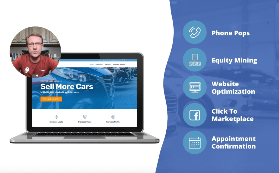 Free Webinar – 5 Proven Methods To Sell 50 More Cars Per Month