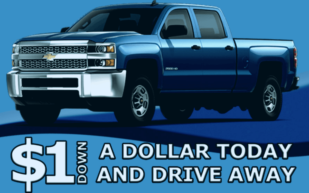 Dollar Down Facebook Ads for Auto Dealers