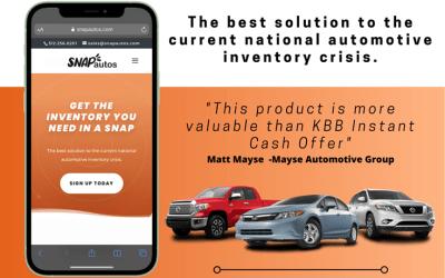 Automotive Inventory Shortage Solution